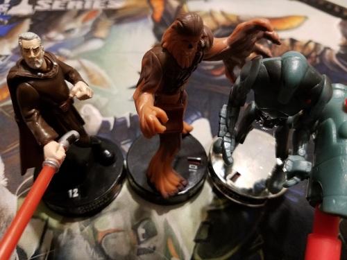 Star Wars Attacktix