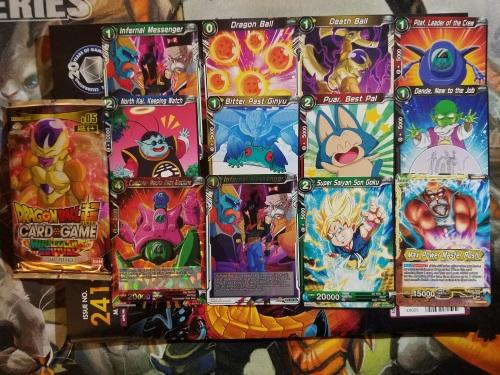 Dragon Ball Super Card Game Miraculous Revival