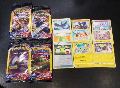 Pokemon TCG Sword and Shield