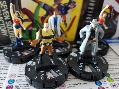 DC Comics HeroClix Justice League Unlimited
