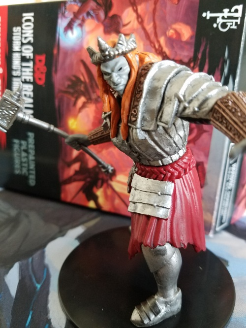 Dungeons & Dragons Fire Giant Figure 2