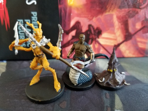 Dungeons & Dragons Icons of the Realms Storm King's Thunder Prepainted Plastic Figures