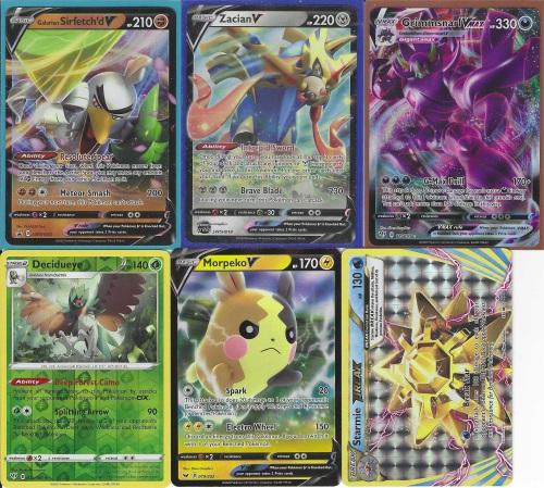Pokemon TCG Cards Pulls