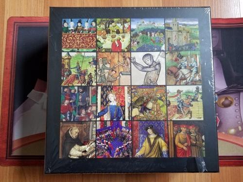 Ortus Regni Board Game