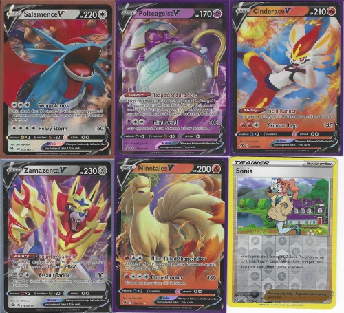 Pokemon TCG Pulls from a Blister Box and Tin