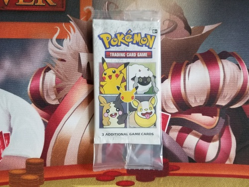 General Mills Cereal Pokemon TCG Pack