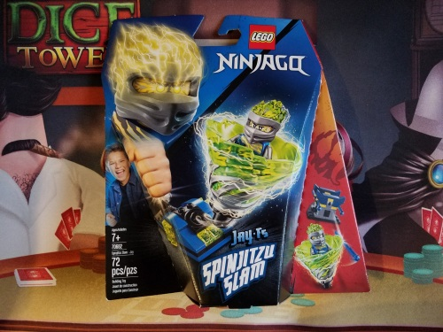 LEGO Ninjago Spinjitzu Slam Jay Tornando