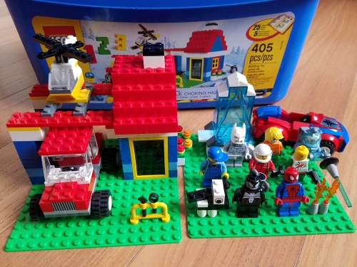 Lego Thrift Haul