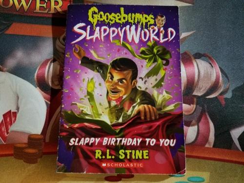 Goosebumps Slappy Birthday to You