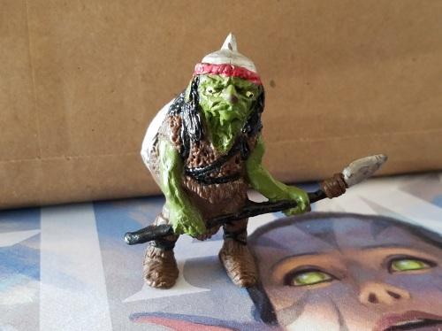 TSR Goblin Figure